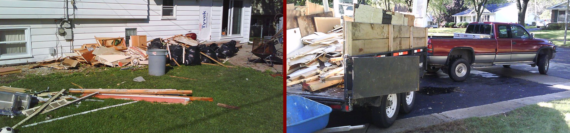 Junk Removal in Chicago, IL